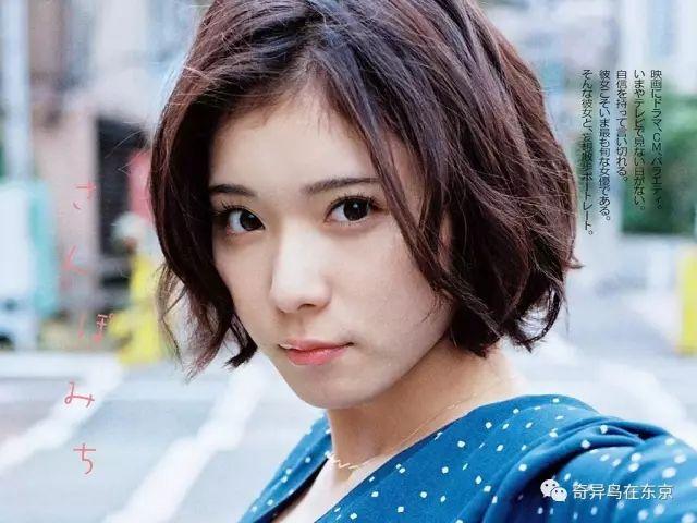 日本整容 | 女神成长攻略23:松冈茉优这张脸rio清奇啊~