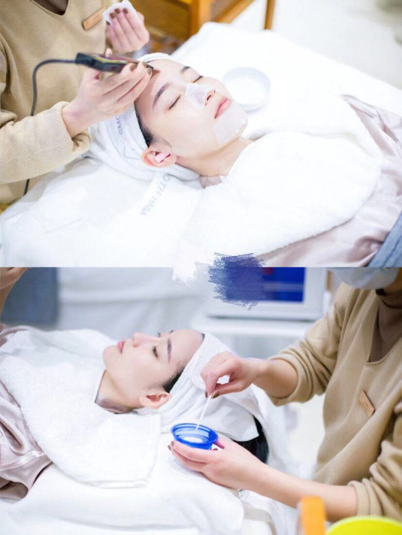 甜品➕皮肤管理