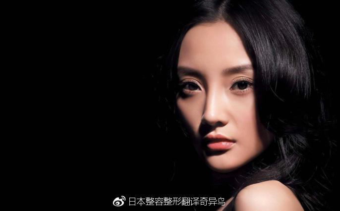 论『网红鼻祖』李小璐是如何hold住中年少女脸的?| 日本整容整形
