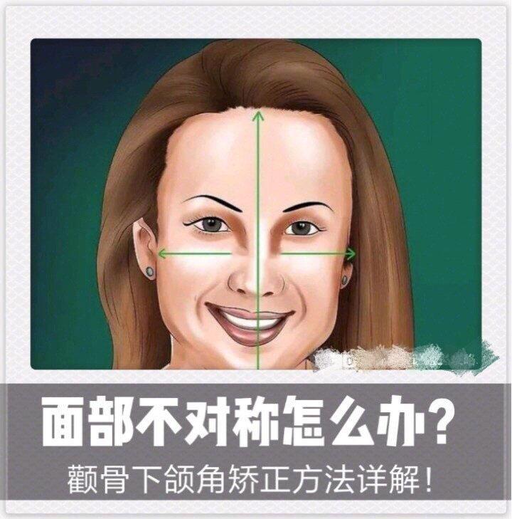 大小脸怎么办?削骨还是打针?