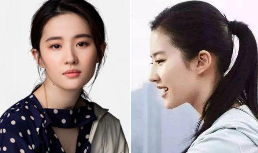 刘亦菲这个部位,秒杀了99%的妹子! | 日本整容整形