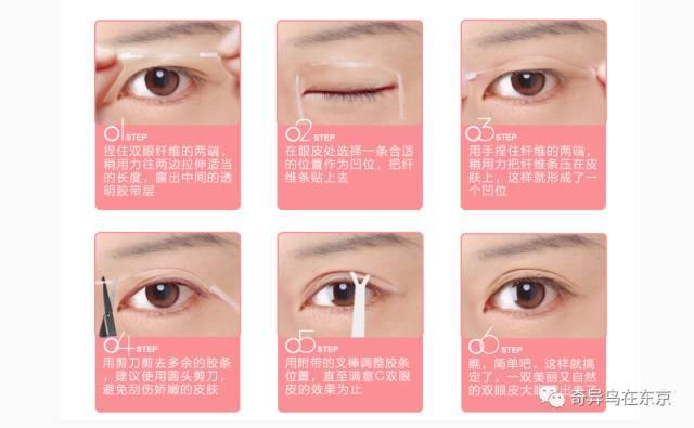 关于双眼皮你知道多少?双眼皮知识大科普上(组图)