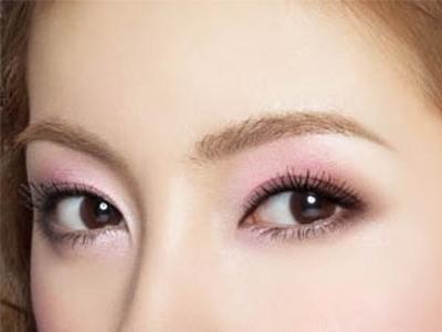 想要美丽的大眼睛?了解一下开眼角手术吧(内附开眼角前后对比图)