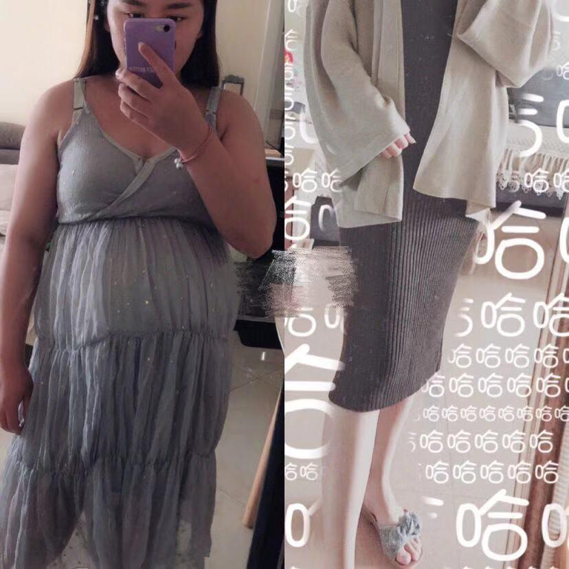 产后瘦身大作战‼️狂瘦40斤