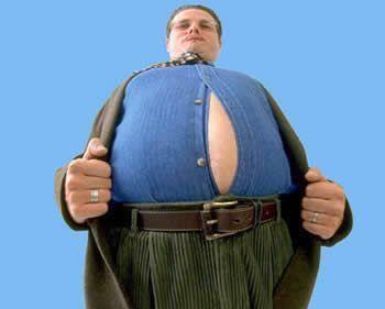 啤酒肚怎么瘦下来?男人减肥秘诀