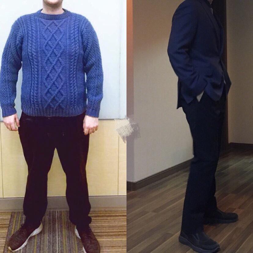 普通人的减肥经历:及我和男友的减肥历程